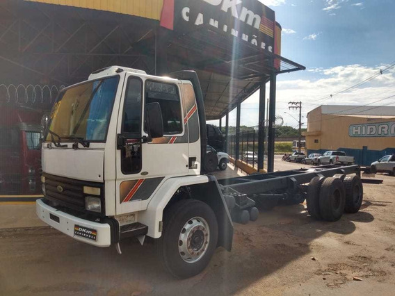Ford Cargo 1622 Ano 2000 Cummins 6x2 No Chassi