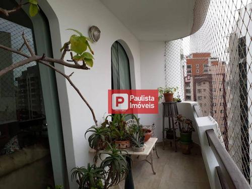 Apartamento À Venda, 217 M² Por R$ 1.650.000,00 - Brooklin Novo - São Paulo/sp - Ap29334