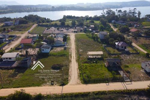 Terreno De 450m² Com 18 De Frente, Próximo A Lagoa Dos Esteves Na Barra Velha, Balneário Rincão - Br232 - 69329808