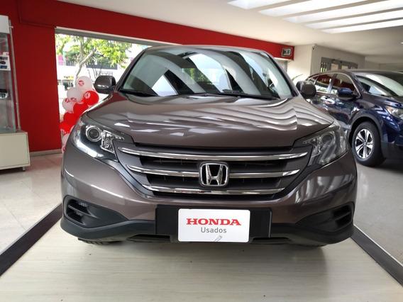 Honda Cr-v City Plus 2014 Titanio Metalico