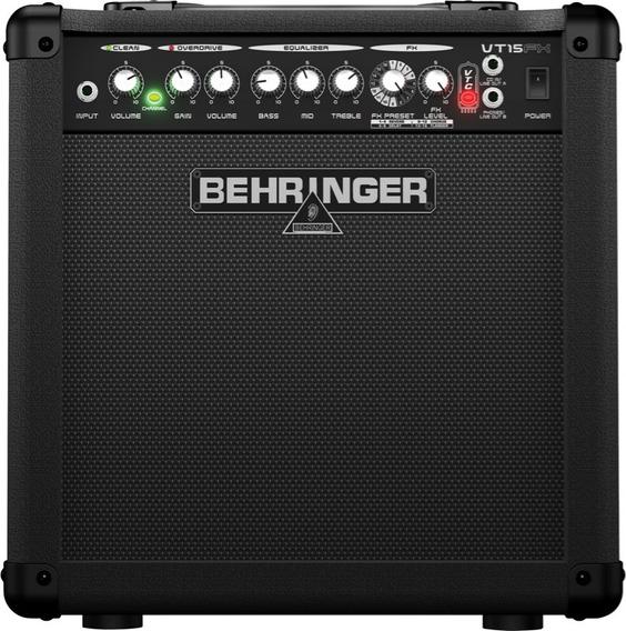 Behringer Virtube Vt15fx Amplificador Guitarra 15 Watts Efec