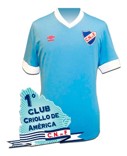 Camiseta Nacional Remera Oficial Umbro Bolso Fútbol Mvdsport