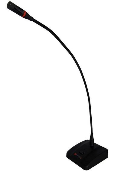 Microfone C/ Fio Gooseneck Kadosh K-353