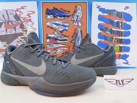 Tenis Nike Kobe 6 Fade To Black