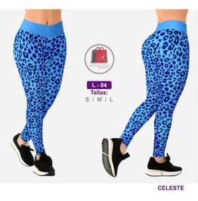 Leggings Suplexx Dama Gimnasio Por Mayor Y Menor (licra) 05