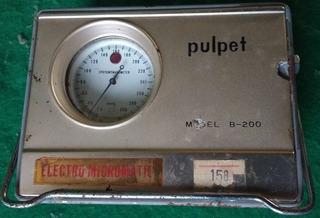 Antigo Medidor De Pressão Arterial Pulpet B-200 (sucata)