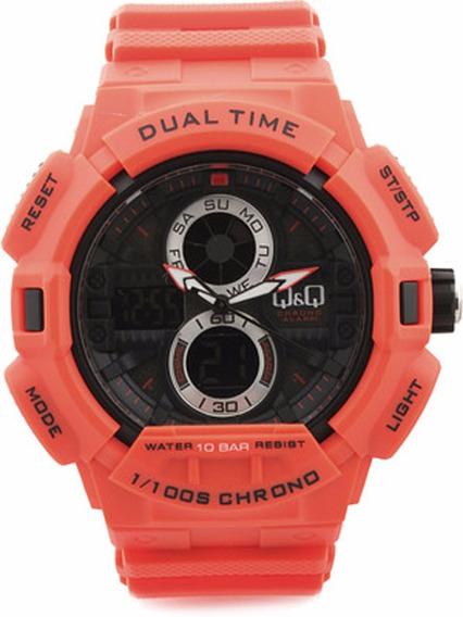 Reloj Qq Gw81j005y By Citizen Correa Resina Original