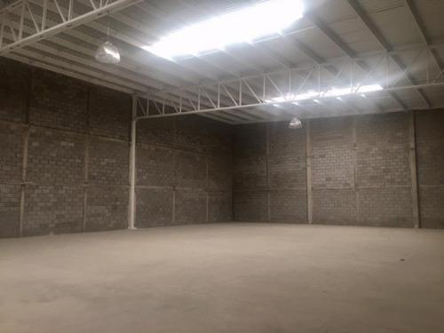 Bodega Industrial En Renta Santa Rita