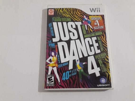 Wii Just Dance 4 Funcionando 100% #929