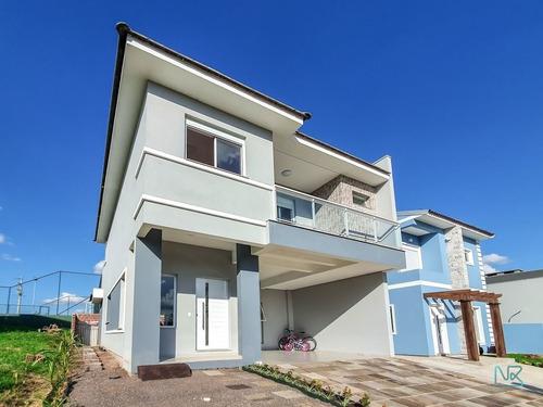 Casa Com 4 Dormitórios À Venda, 190 M² Por R$ 870.000,00 - Villa Lucchesi - Gravataí/rs - Ca2062
