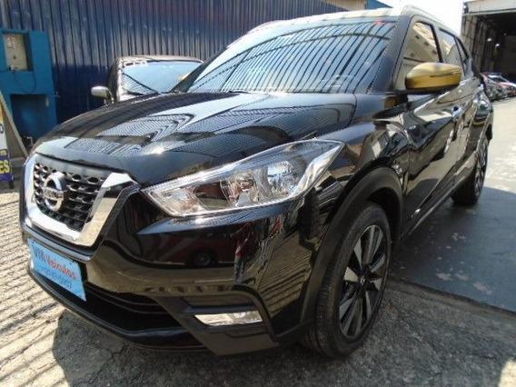 Nissan Kicks Sl + Pack Tech 1.6 16v Flex, Gab3895