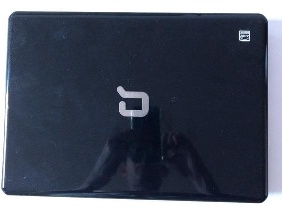 Notebook Compaq Cq40 Sucata Defeito Placa Mãe Leia Descrição
