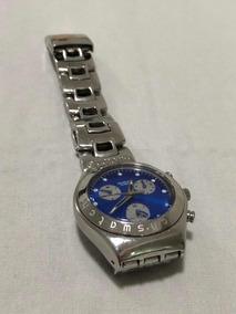 Relógio Swatch Irony Hypnotic (modelo Yms1003ag)