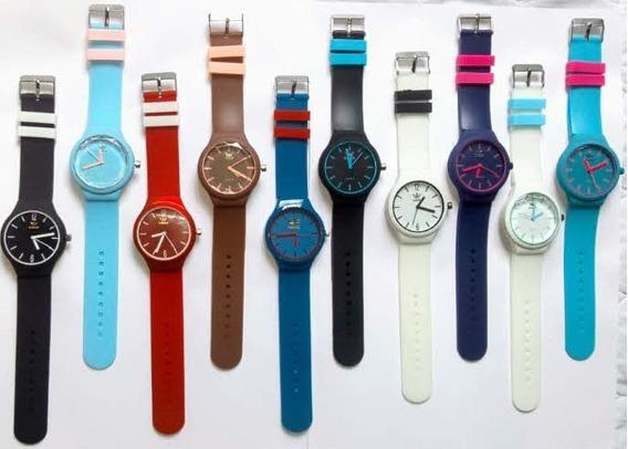 Kit 15 Relógios Femininos adidas Para Revenda