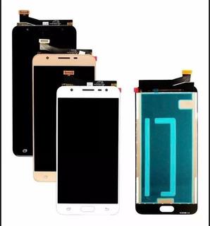 Tela Touch Frontal Lcd Display J7 Prime G-610m Original+pelicula De Vidro- Preço Baixo