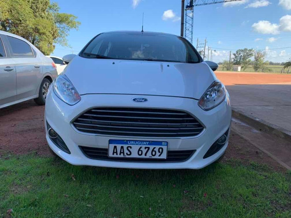 Ford Fiesta Kinetic Design 1.6 Sedan Se Plus At 120cv 2016