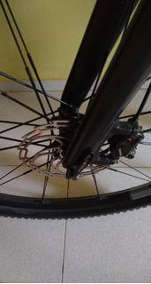 Bicicleta Gw Carbono