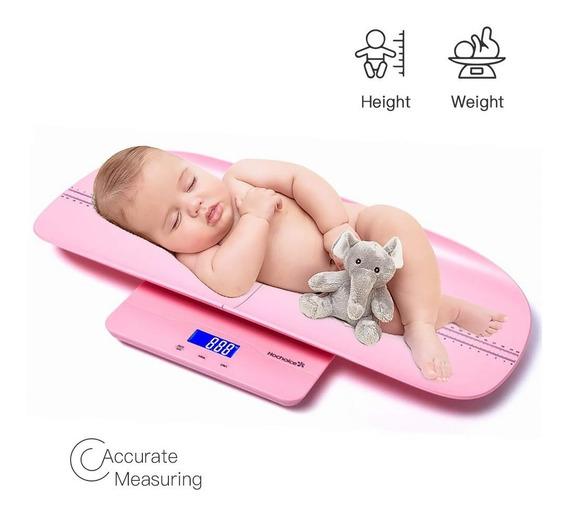 3 En 1 Multifunción Báscula Digital Bebés Adultos Y Mascotas