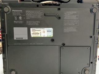 Oferta Temporal Laptop Panasonic Cf30 Black Cobra Uso Rudo
