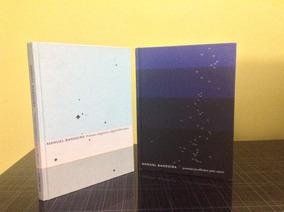 Poemas - Manuel Bandeira - Cosac Naify - Combo