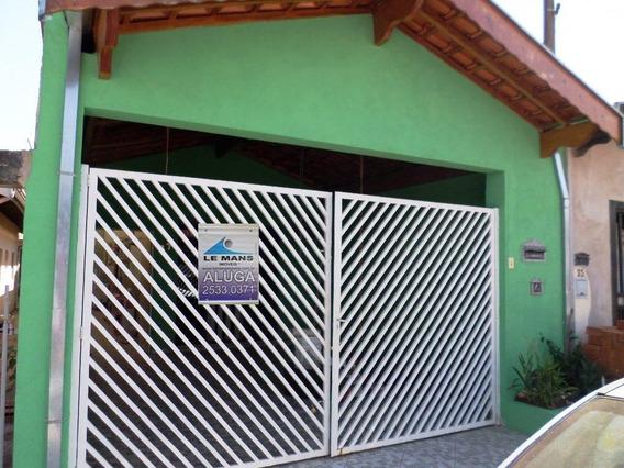 Casa Para Locação, Santa Rosa, Piracicaba - Ca0709