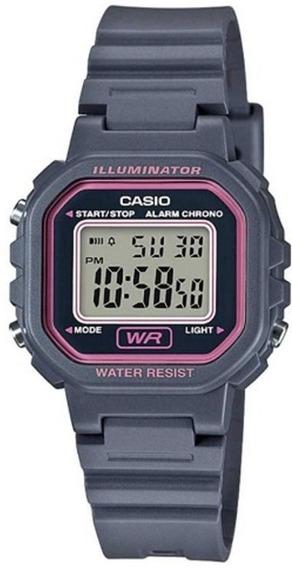 Relógio Casio Feminino Digital La-20wh-8adf