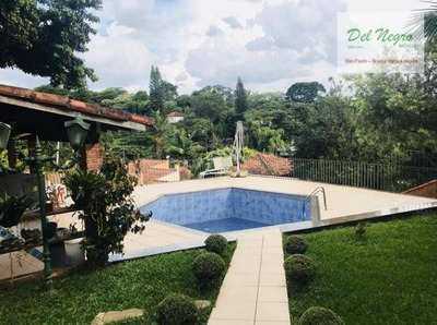 Casa Residencial À Venda, Recanto Inpla, Granja Viana. - Ca1421