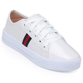 539c979c6 Tenis Gucci Feminino - Sapatos com o Melhores Preços no Mercado ...
