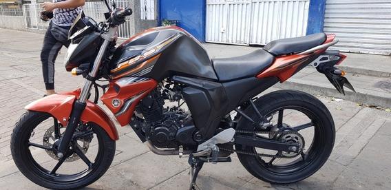 Yamaha Fz2.0
