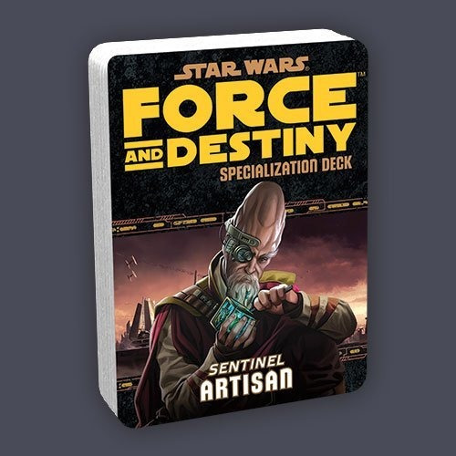 Star Wars Force Y Destiny Artisan Specialization Deck