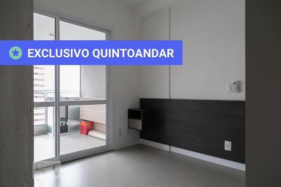 Studio No 7º Andar Com 1 Dormitório E 1 Garagem - Id: 892946843 - 246843