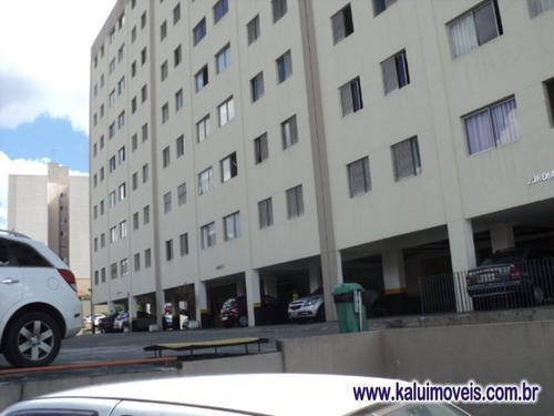 S/a J D Utinga, Apartamento Em Condominio, 63 M², 7° Andar, Novo E Vaga, 3 Dorms, 1 Vaga, Lazer Total. - 61206