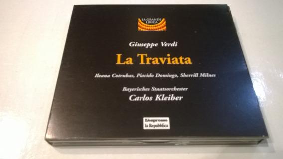 La Traviata, Verdi, Plácido Domingo - 2cd 2004 Italy Mint