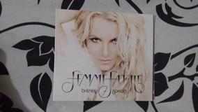 Cd Britney Spear Femme Fatale
