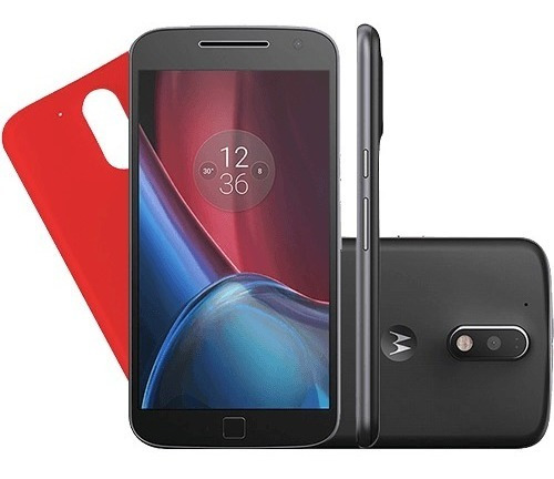 Smartphone Motorola Moto G 4 Plus Dual Chip Android 6.0