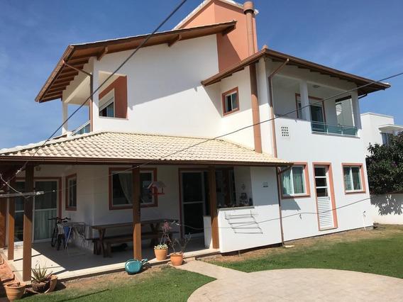 Casa Com 5 Dormitórios Em Condomínio Fechado - Ca2303