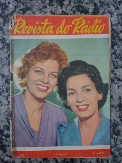 Revista Do Radio N° 342 - 1956 Marta Rocha
