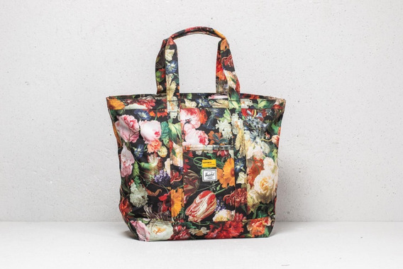Bolso Floreado Herschel Supply Bamfield Fall Floral Playero