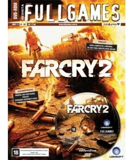 Far Cry 2 Pc Game Original Lacrado