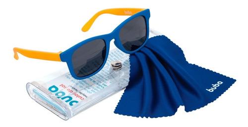 Imagem 1 de 10 de Óculos De Sol Com Estojo Infantil Bebê 100% Uva Uvb 0-36m
