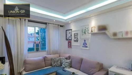 Imagem 1 de 30 de Apartamento Residencial À Venda, Sacomã, São Paulo - . - Ap51549