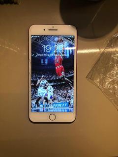 iPhone 7 Plus Red , 128 Gb.