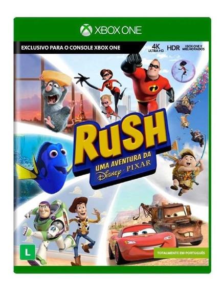 Jogo Rush Uma Aventura Disney Xbox One