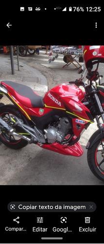 Honda Twister 250cc Flex