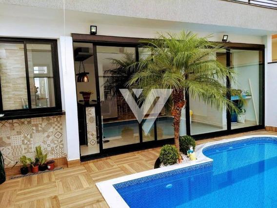 Sobrado À Venda - Condomínio Villagio Milano - Sorocaba/sp - So0856