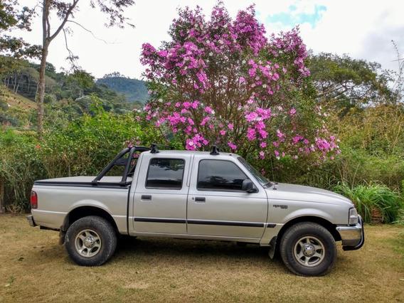 Ford Ranger 2.8 Xlt 4x4 Turbo Diesel 2002 / 2003 4 Portas