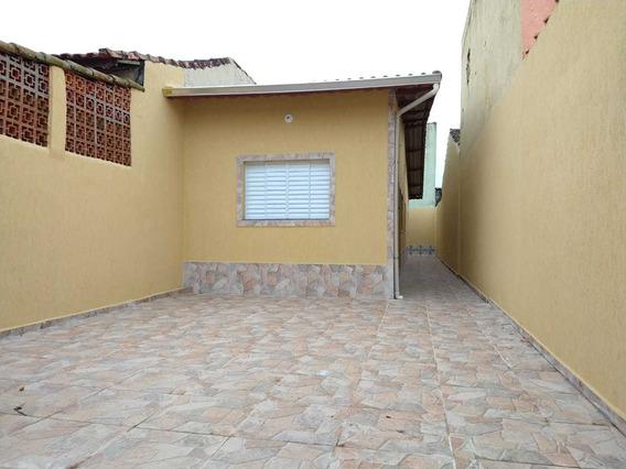Casa Linda Novinha Em Mongaguá R$ 180 Mil Ref: 8069 C