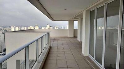 Cobertura Com 4 Dormitórios À Venda, 821 M² Por R$ 10.348.000 - Campo Belo - São Paulo/sp - Co0069