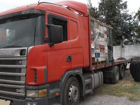 Camión Scania Serie 4 Año 2003