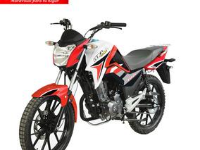 Moto Dukare Dk150-t Titan Año 2019 150cc Az/ne/ro